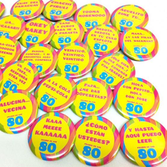 fiesta de los 80