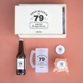 Kit cerveza cumpleaños