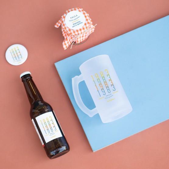 cerveza personalizada original