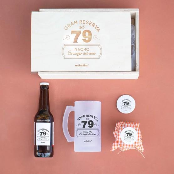 cerveza personalizada para regalar
