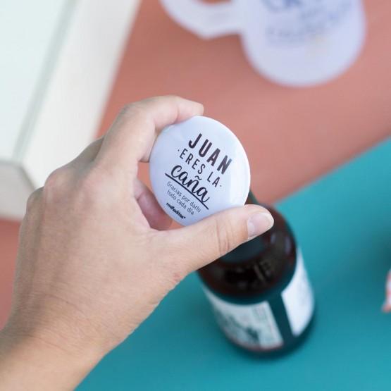 kit cerveza personalizada regalo