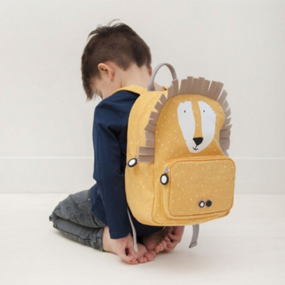 mochila escolar animales
