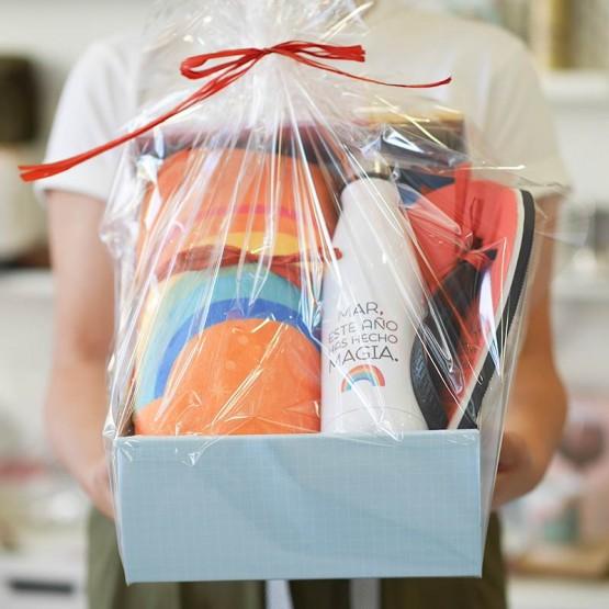 cesta regalo profesores