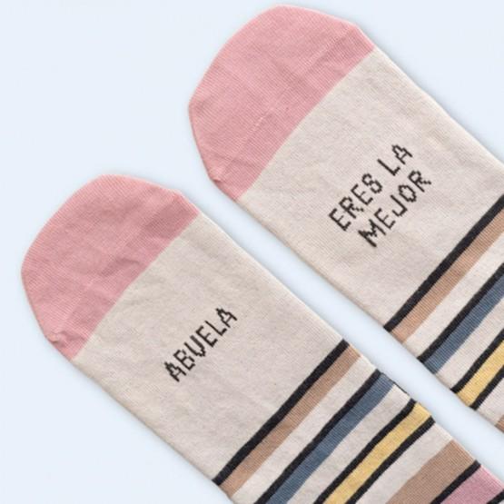 calcetines abuela