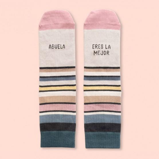 calcetines para regalar a las abuelas