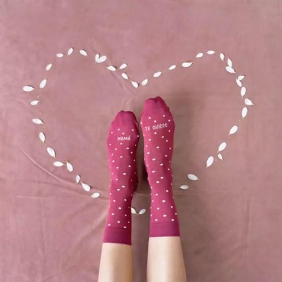 Calcetines mamá te quiero
