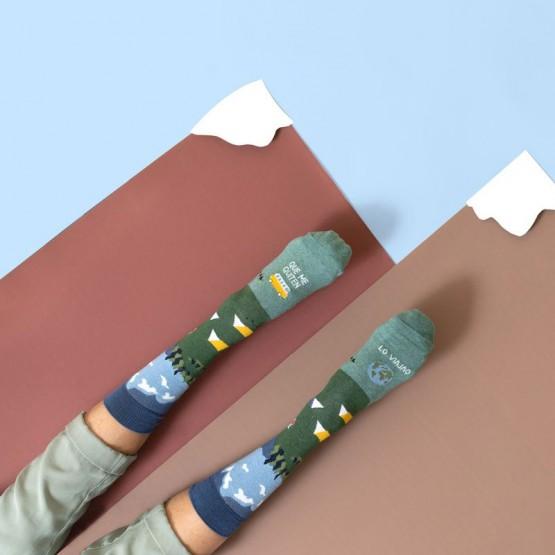 calcetines para aventureros