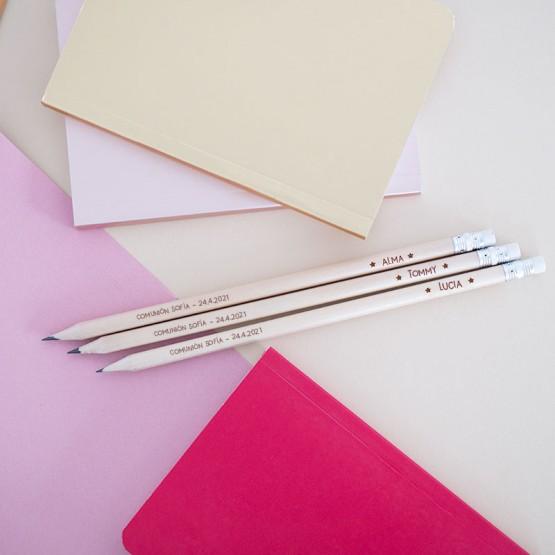 lápices grabados eventos