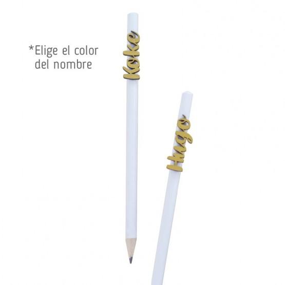 lápices nombre relieve