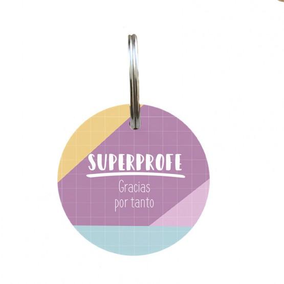 Llavero para SUPERPROFES