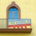 pancarta balcon senyera