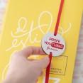 marcapaginas para profesores personalizados