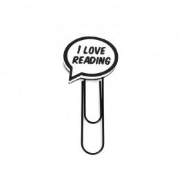Marcapáginas lectura