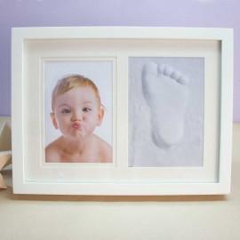 Marco fotos huella bebé