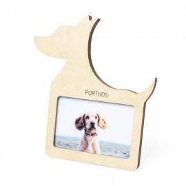 marco fotos perro personalizado