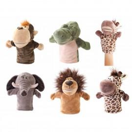 Marioneta Zoo de peluche