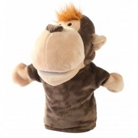 marioneta peluche mono