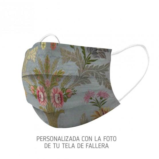 MASCARILLAS DE FALLERA PERSONALIZADAS