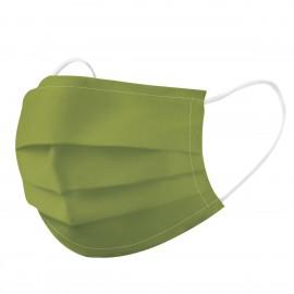 mascarilla verde oliva