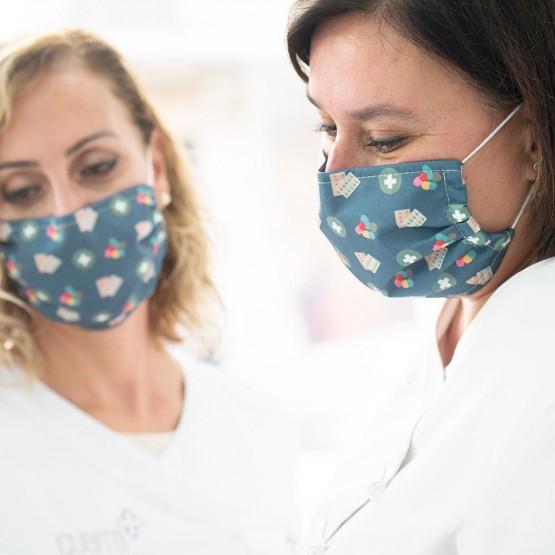 mascarillas farmaceutica personalizadas
