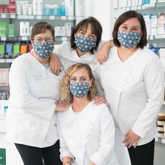 mascarillas farmacia guaita picassent