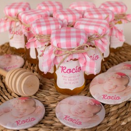 miel artesanal personalizada