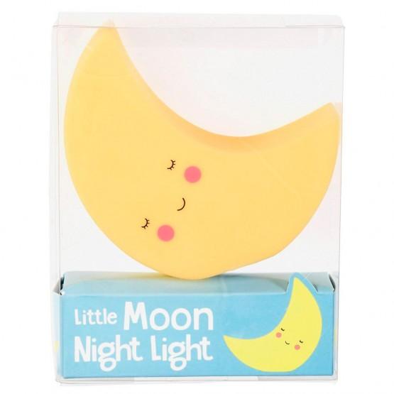 Minilámpara luna