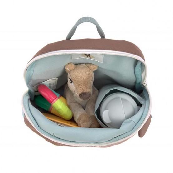 mochila para el cole castor