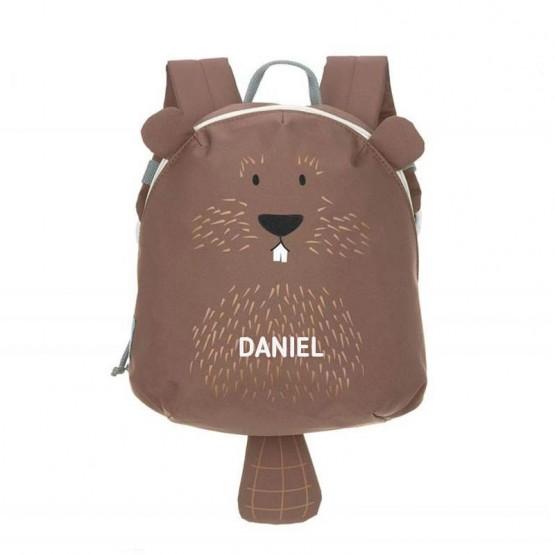 mochila para niños 3 años castor