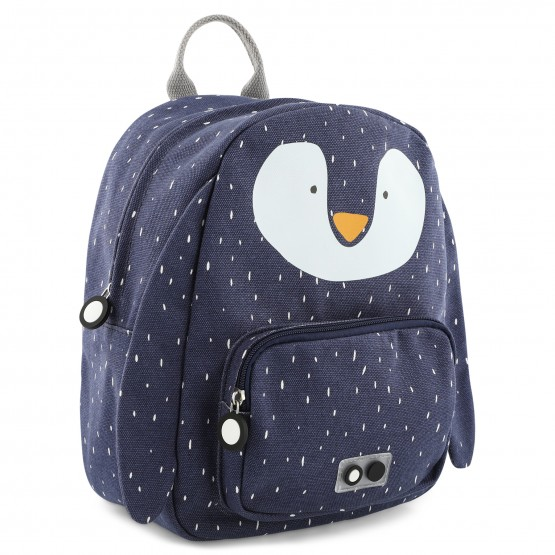 mochila para niños pinguino