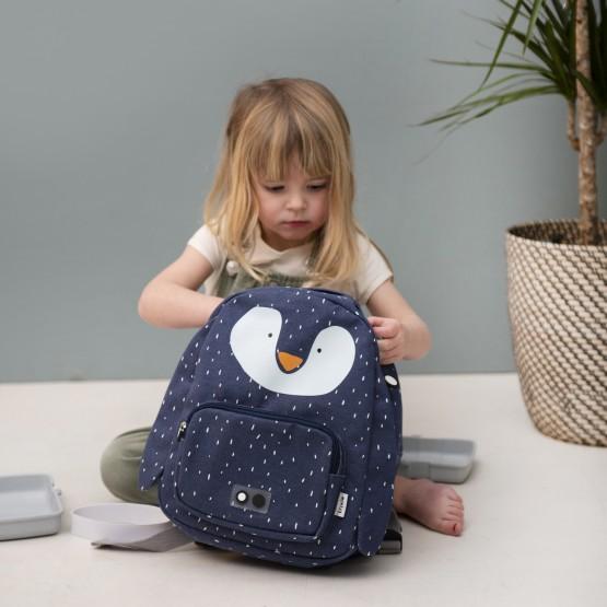 mochila trixie pinguino
