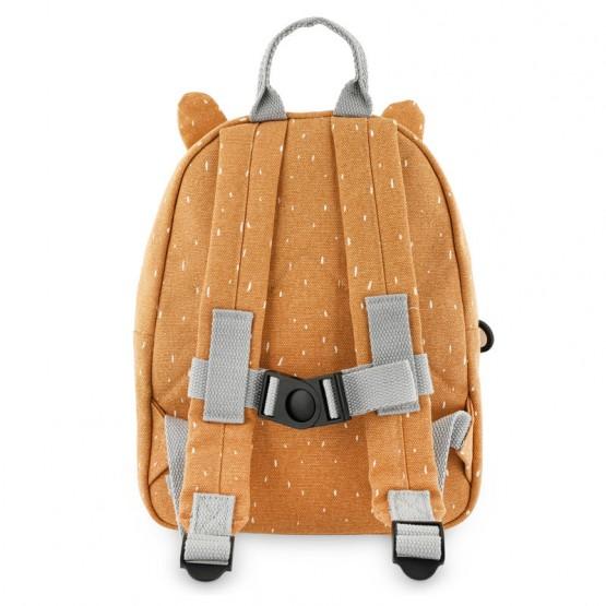 mochila con asas acolchadas