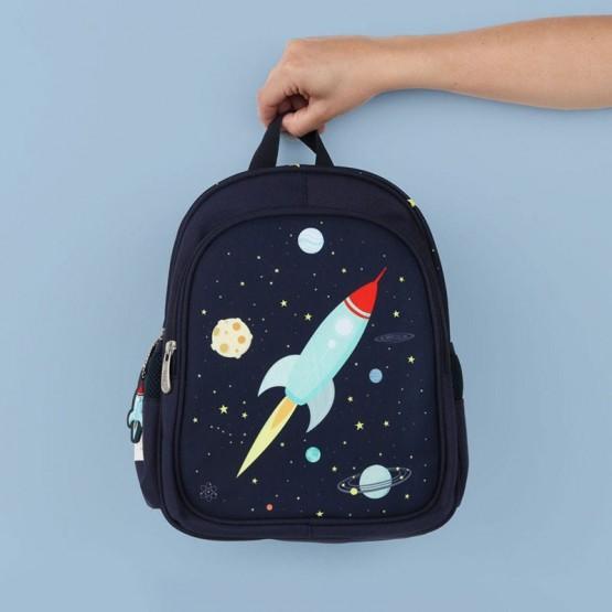 mochila espacio niños