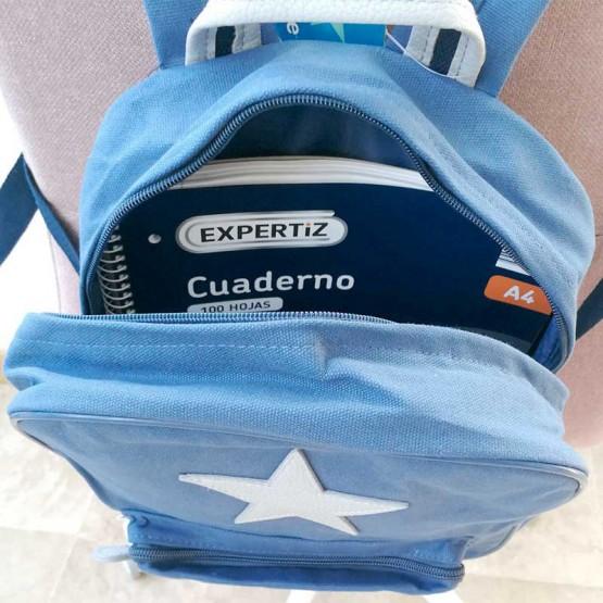 mochila estrella personalizada