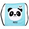 mochila saco panda