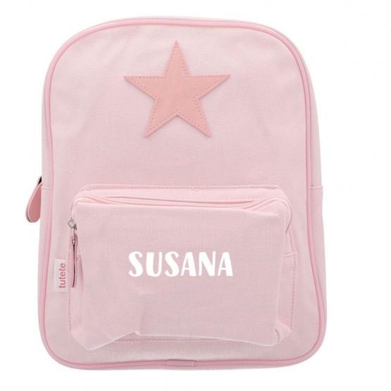 mochila personalizada tutete