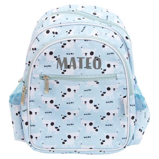 mochila infantil personalizada