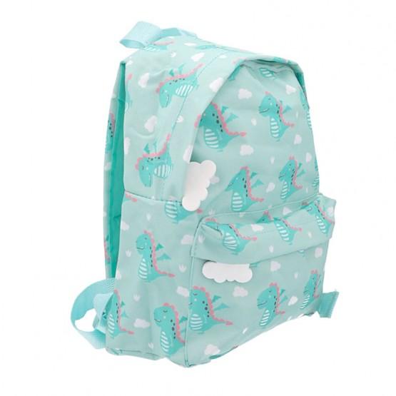 mochila personalizada tutete dragón