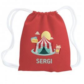 mochila niños de 3 años circo