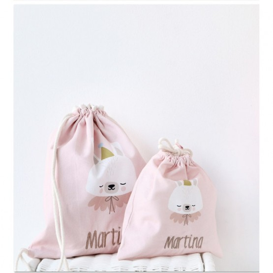mochila saco conejita