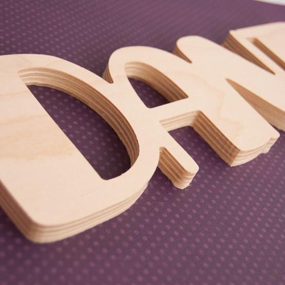 Nombres de madera
