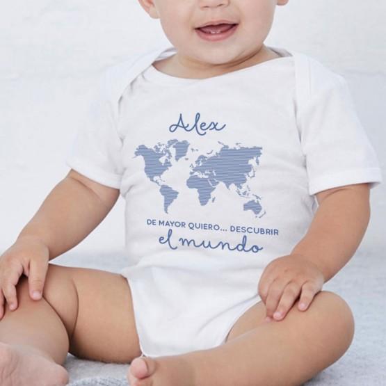 body personalizado para bebes