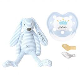 Pack recién nacido conejito personalizado