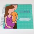 libro 9 meses de embarazo