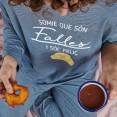 Pijama fallero personalizado
