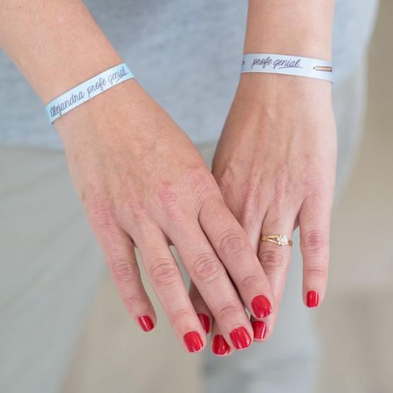 pulsera para maestras