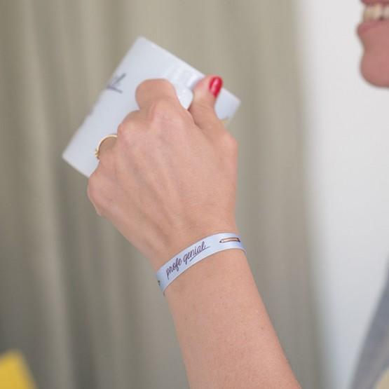 pulsera para profesoras