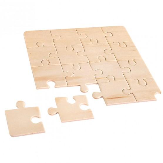 Puzzle de madera personalizado