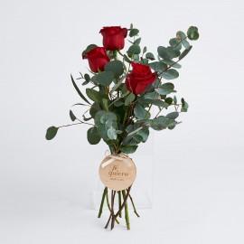 ramo pequeño rosas