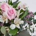 Ramo Alma (rosas rosas)